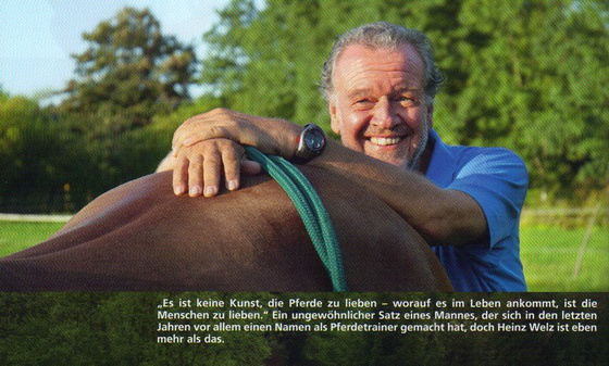 Zur Person: Heinz Welz