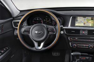 Kia Optima Limousine © Kia