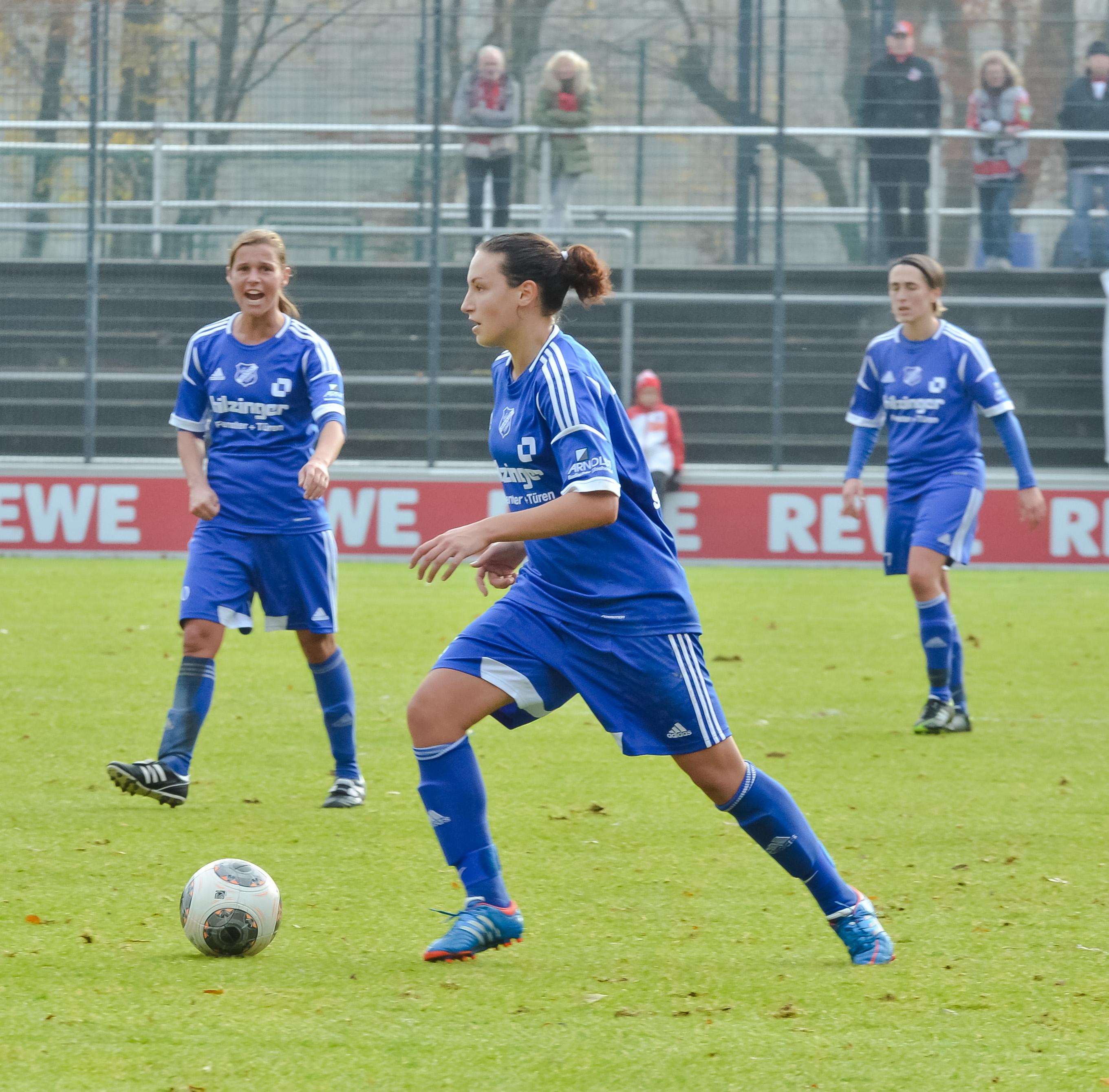 frauenfußball 2. liga