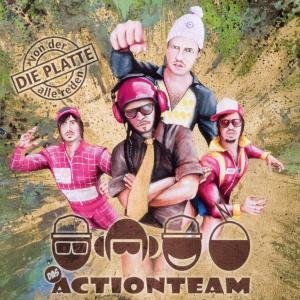 """Gemüsebeet des Punkrockgartens – Das Actionteam: """"Die Platte von der alle reden"""""""