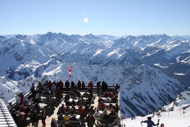 Das Zugpferd ist der Alpine Skilauf – Im Wintersportgebiet Oberstdorf/Kleinwalsertal wird vieles neu