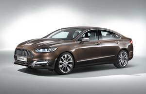 Ford Mondeo © Ford