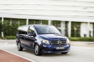 V-Klasse © Daimler