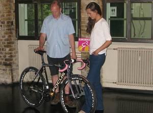 Fahrrad-Sommer 2012: Erlkönige mit zwei Rädern in der Berliner Kalkscheune gesichtet