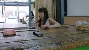 Niki nimmt Teil am kreativen Boom in Thessaloniki. © EUdyssee