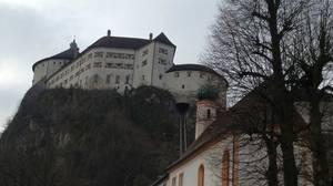 Festung Kufstein. © Foto: Eva-Maria Becker, 2014