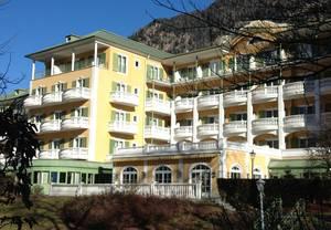 Blick aufs Das Grand Park Hotel in Bad Hofgastein. © Foto: Eva-Maria Becker, 2014
