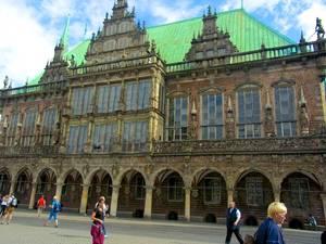 Das Bremer Rathaus. © Foto: Elke Backert