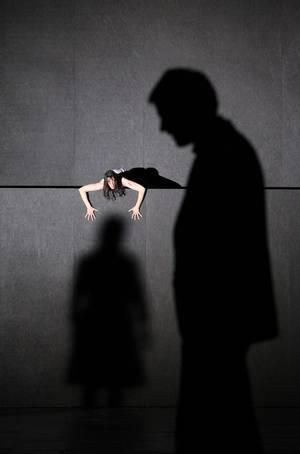 Constanze Becker und Marc Oliver Schulze. © Birgit Hupfeld