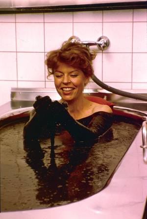 Das Moorbad ist nicht nur gut bei Gelenkerkrankungen. Es kann auch Frauen den Kinderwunsch erfüllen. © Foto: Elke Backert
