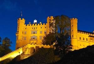 Schloss Hohenschwangau. © Foto: Rainer Hamberger