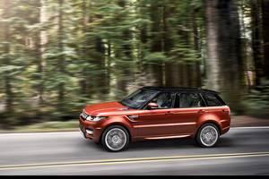 Range Rover Sport © Jaguar Land Rover