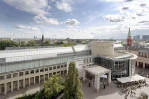 Schirn Kunsthalle Frankfurt. © Schirn Kunsthalle Frankfurt, Foto: Norbert Miguletz