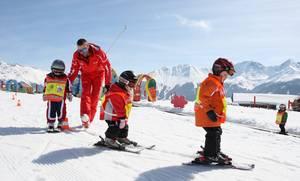 Kinderskikurs Skischule Fiss-Ladis. © Serfaus-Fiss-Ladis Marketing GmbH