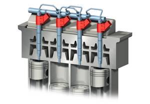 Das neue Einspritzkontrollsystem i-Art. © Volvo