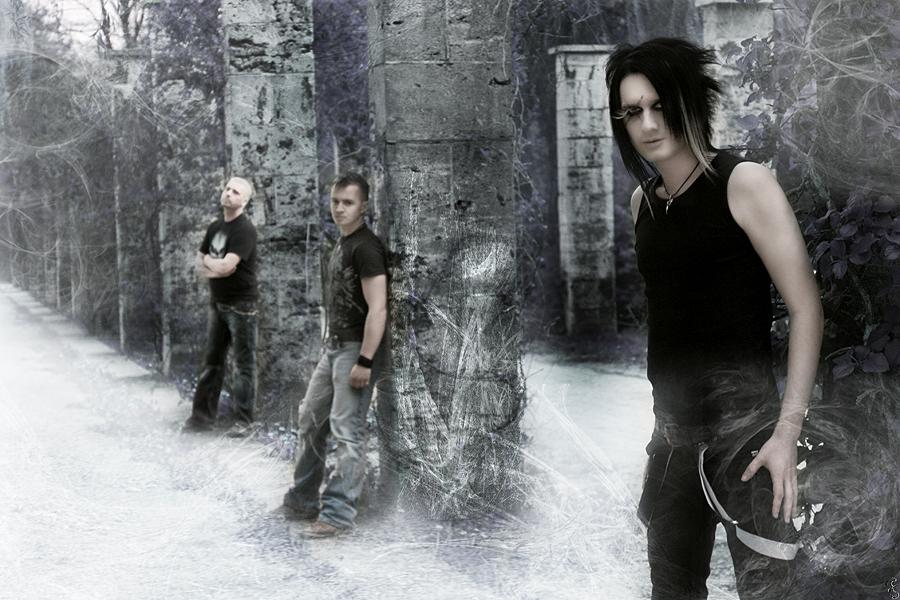 Morbider Charme – Winterspring machen Synthetic-Goth-Rock mit Herz