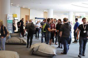 Impression von der DWX 2016 in Nürnberg. © Developer Week
