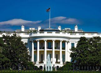 Der Präsident der USA hat im Weißen Haus in Washington seinen Amtssitz.