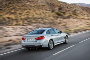 BMW 4er Gran Coupé © BMW