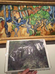 """Ausstellung """"Am Rande des Wahnsinns"""" im Van Gogh Museum 2016 in Amsterdam. © 2016 Münzenberg Medien, Foto: Stefan Pribnow"""