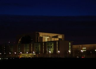Kanzleramt in Berlin