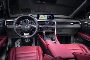 Lexus RS 450h © Lexus