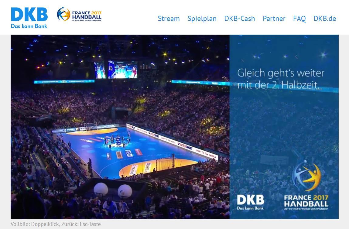 handball live streams