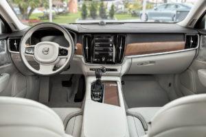 New Volvo S90 & V90 interior © Volvo