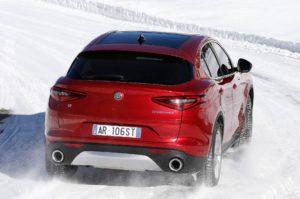 Alfa Romeo Stelvio © FCA