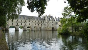 Romantisches Schloss Chenonceau. © 2011, Foto: Dr. Bernd Kregel