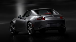 Mazda MX-5 RF © Mazda