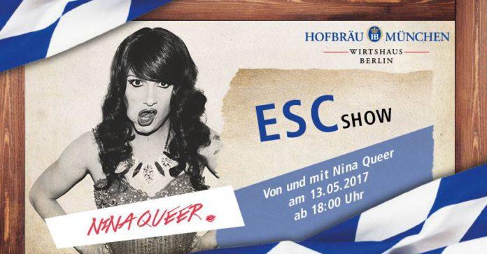 Nach zermürbendem Rachentripper: ESC-Show im Hofbräu