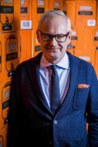 Harold Burstein, Geschäftsführer der STROH Austria GmbH. © STROH