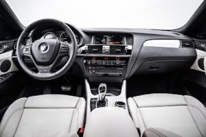 Das Cockpit des BMW X4. © BMW