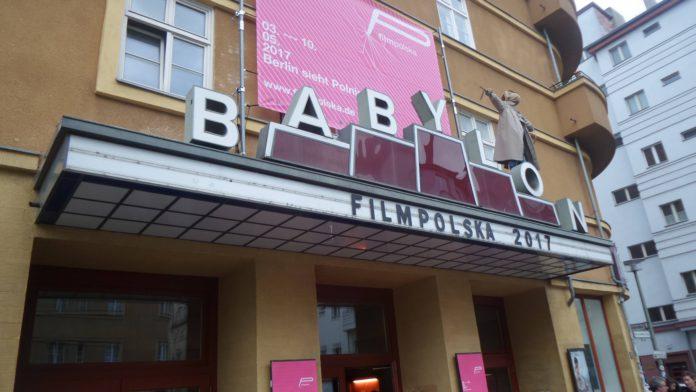 Babylon in Berlin.
