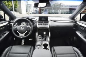 Lexus NX © Lexus