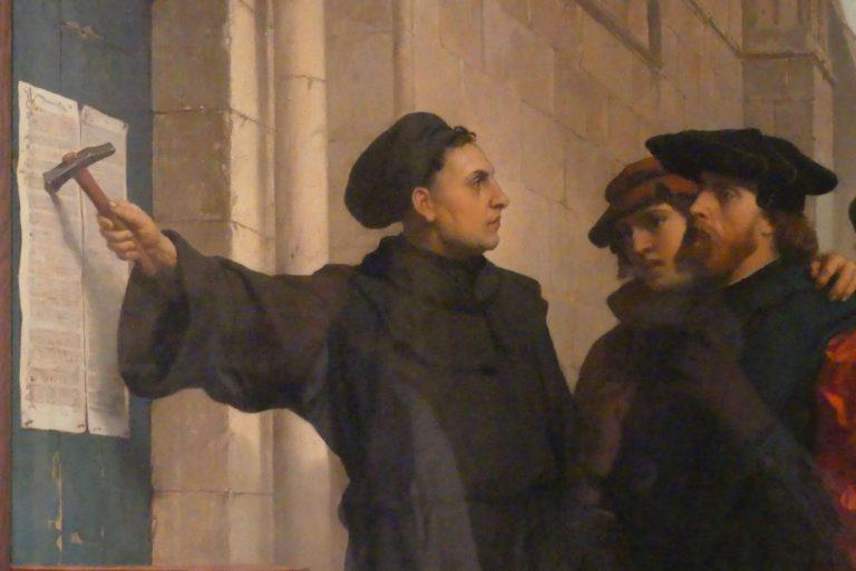 """Der """"Anschlag"""" von Wittenberg – Die Hammerschläge der Reformation"""