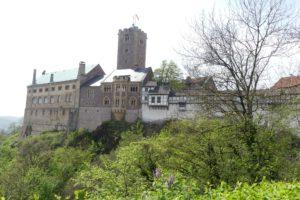 Die Wartburg bei Eisenach. © 2017, Foto: Bernd Kregel