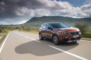Peugeot 3008 © Automobiles Peugeot