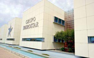 Das Hauptgebäude der Zentrale Grupo Iberostar auf Mallorca in Spanien. © 2017, Foto: Elke Backert