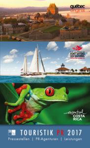 Das Handbuch Touristik PR 2017. © Touristik PR und Medien Verlags GbR