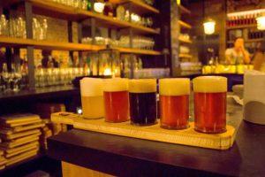 Eine Bierauswahl der Brauerei Kronprinz Bamberg. © Kronprinz Bamberg
