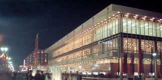 Kulturpalast Dresden, 1988.