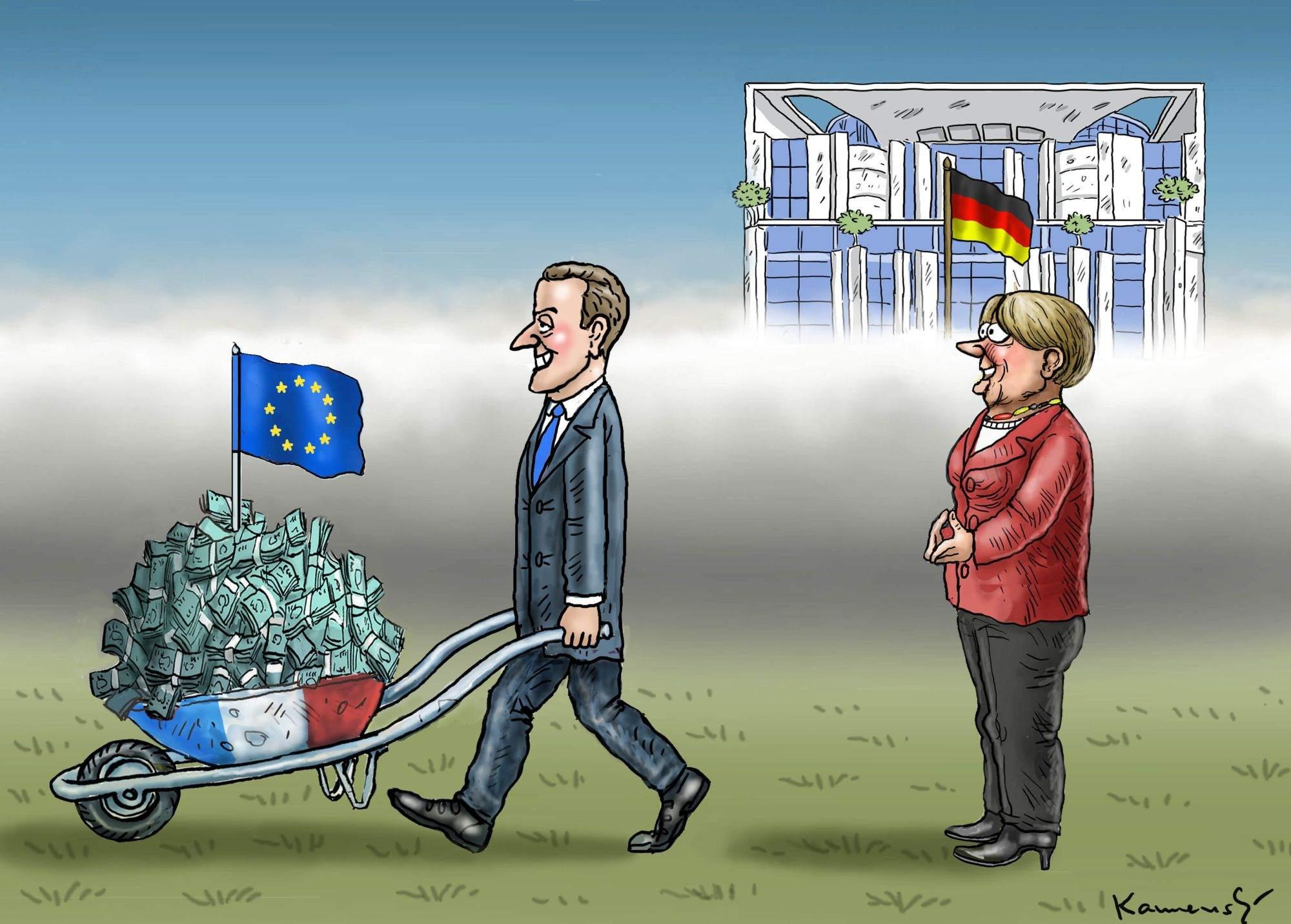 frankreich weg demokratie