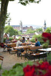 Der Spezial Keller Auf Dem Stephansberg In Bamberg