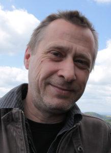 Axel Titzki im Mai 2015 im Elbsandsteingebirge. Foto: Frank Eckert