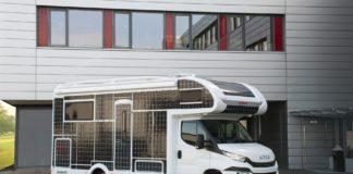 E-Home, Reisemobil von Dethleffs