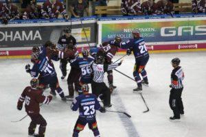 Eisbären Berlin vs Sparta Prag
