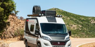 Expedition 4x4 von Fiat