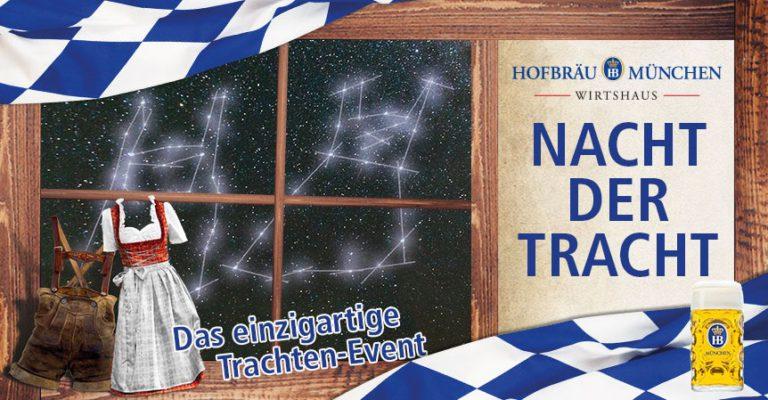 Erst Dirndl-Casting, dann Trachten-Nacht – Zur Nacht der Tracht im Hofbräu Berlin